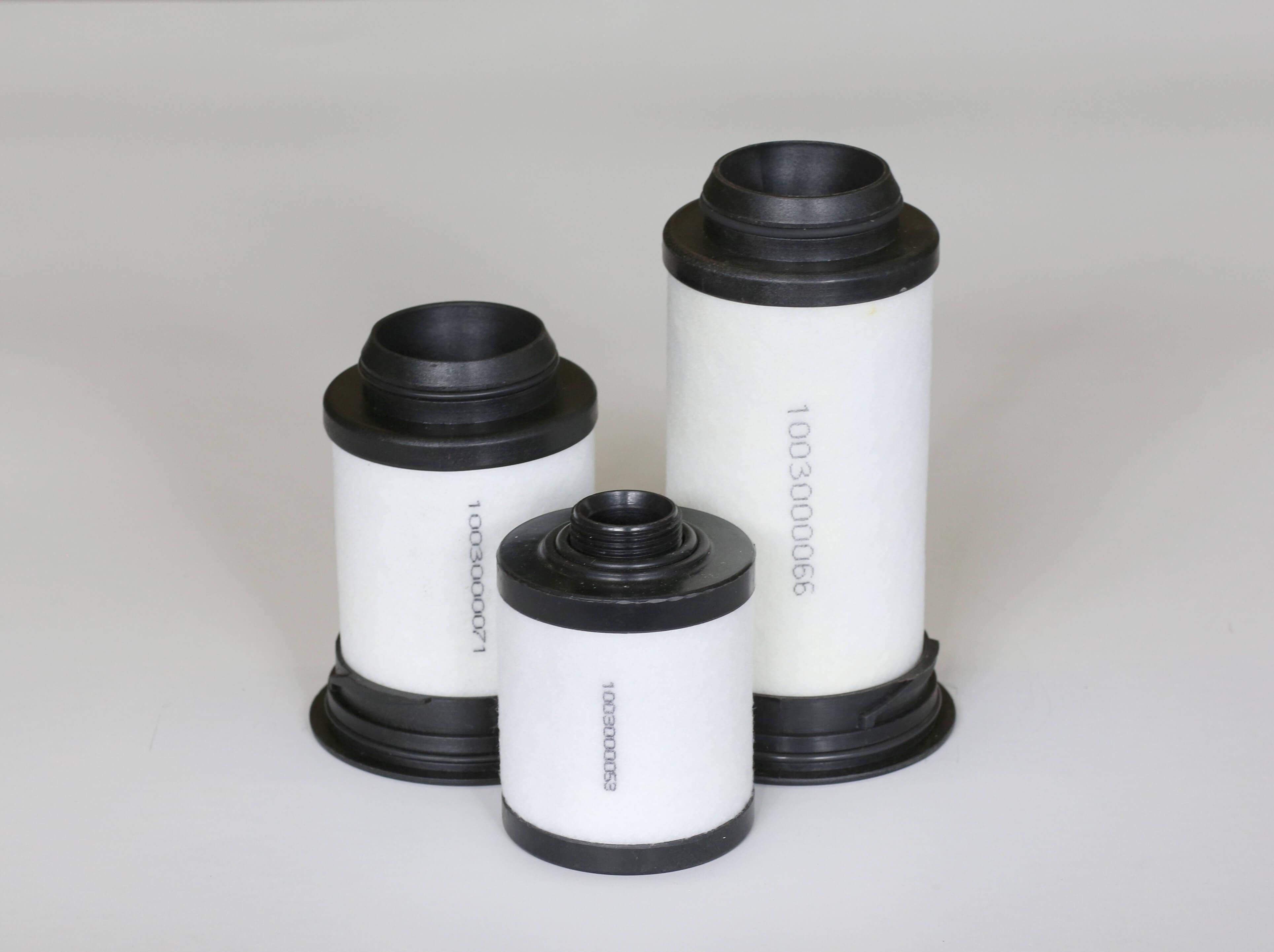 Rietschle vacuum pump oil separator