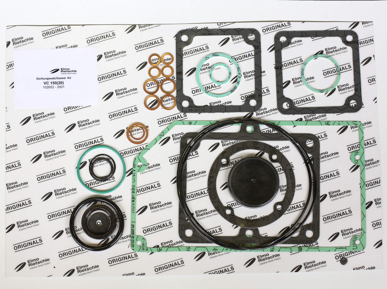 Rietschle vacuum pump gasket kit